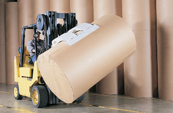 Forklift Roll Clamp and Rotator