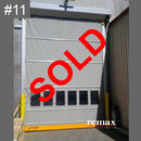 clearance item grey high speed rapid door sale
