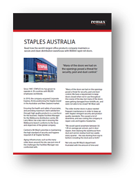 Staples Case Study