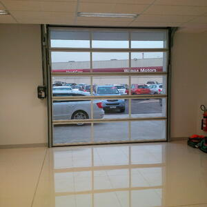 Garage Showroom Doors