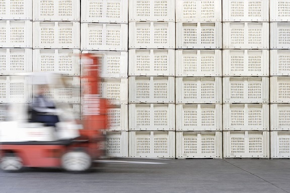 warehouse traffic flow in your warehouse and how to reduce dust