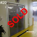 Item 20_PVC Swingdoor_Sold