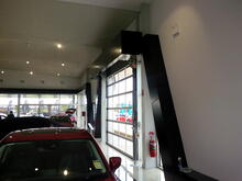 Compact Sectional Door at Mazda Ballarat