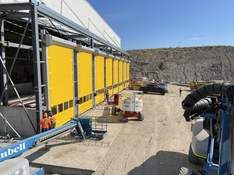 Waste Recovery Facility