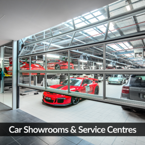 Car Showrooms and Service Centres