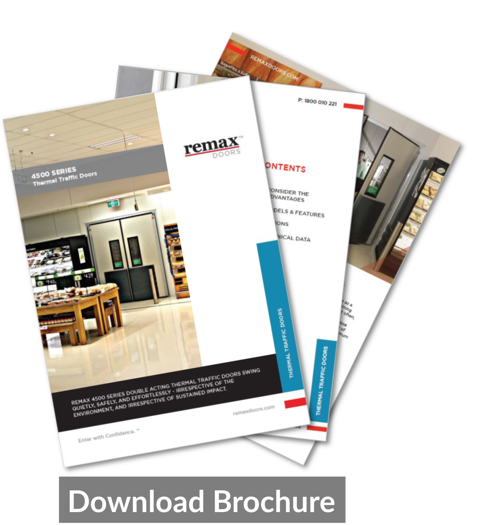 Remax 4500 Series Swing Door Brochure Download
