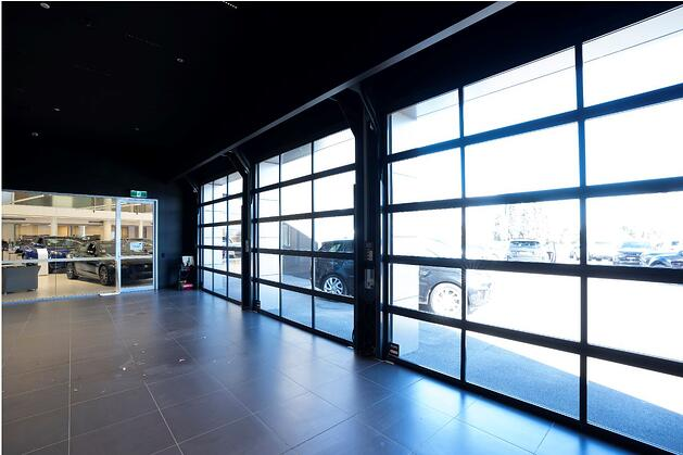 Remax Compact Sectional Door for car dealership sydney NSW