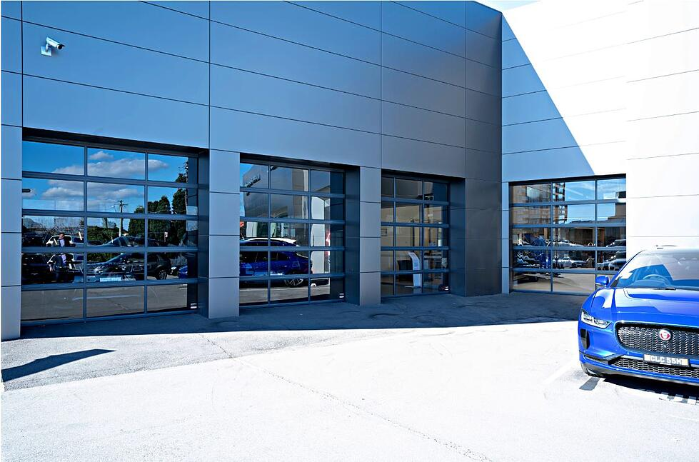 Remax Compact Sectional Door for car dealership sydney-1