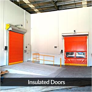 Remax Doors Insulated Doors temperature control