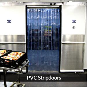 Remax Doors PVC Stripdoors Strip Curtains