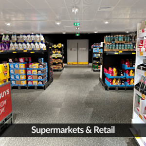 Supermarkets and Retail High Speed Movidor